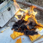 Why Can I Use Doritos as a Fire Starter?